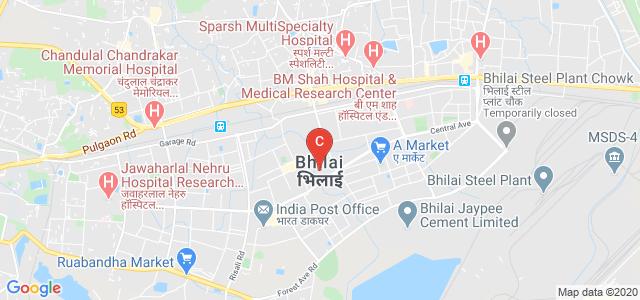 Bhilai, Chhattisgarh 490006, India