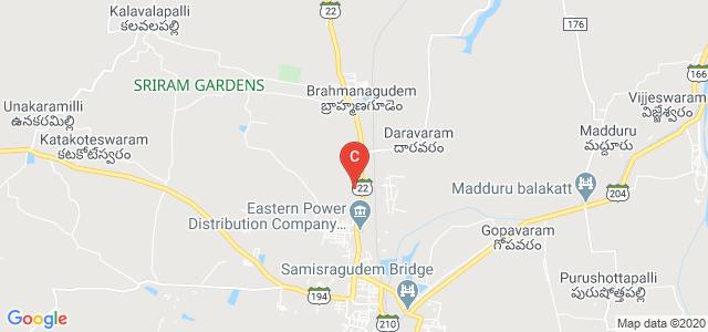 S.V.R.K. Government Degree College for Men, Narasapuram - Nidadavole Highway, Nidadavole, Andhra Pradesh, India
