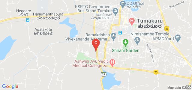 Tumkur, Karnataka 572105, India