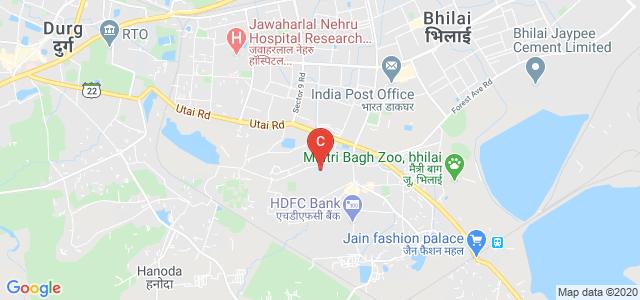 St.Thomas College, New Ruabandha, Ruabandha, Bhilai, Chhattisgarh, India