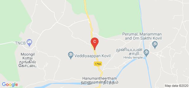 Sri Vidya Mandir Arts & Science College, State Highway 18, Katteri, Tamil Nadu, India