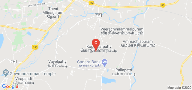 Theni Kammavar Sangam College of Arts and Science, Koduvilarpatti, Tamil Nadu, India