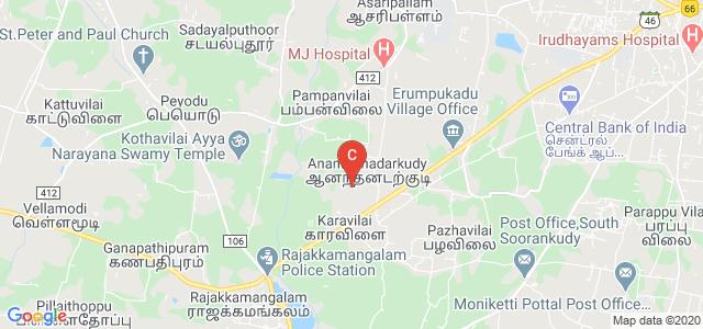 St. Jerome's College of Arts and Science, Ananthanadarkudy, Kanyakumari, Tamil Nadu, India