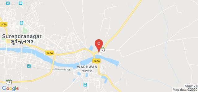 K.B.Shah Science College, Gujarat State Highway 17, Phase 2, Wadhwan, Surendranagar, Gujarat, India