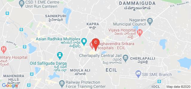 Sai-Sudhir Degree and PG College, ECIL Cross Roads, North Kamala Nagar, Kushaiguda, Secunderabad, Telangana, India