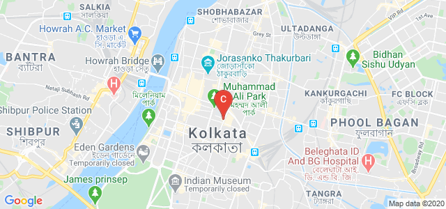 University of Calcutta, College Street, Calcutta University, College Square, Kolkata, West Bengal, India