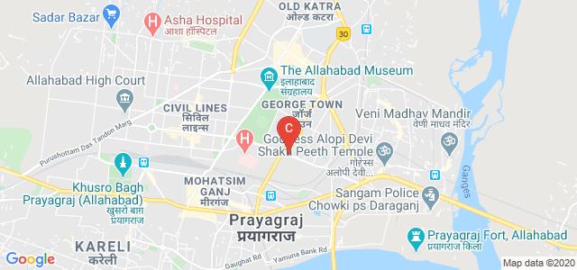 Mahatma Gandhi Marg, George Town, Allahabad, Uttar Pradesh 211002, India