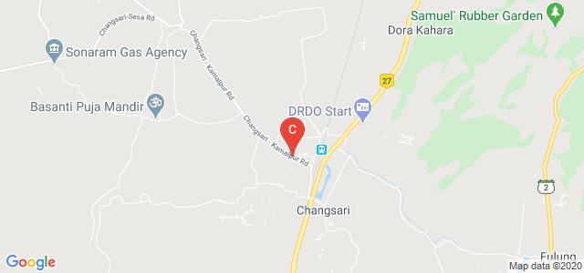 Saraighat College, Changsari - Kamalpur Road, Silbharal, Changsari, Assam, India