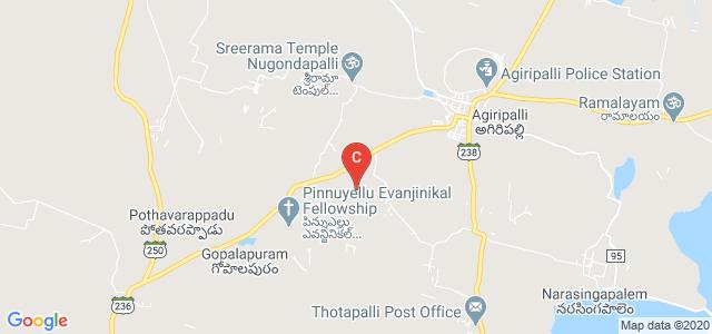 S.A.R. College of Architecture, Gannavaram Main Rd, Agiripalli, Andhra Pradesh, India