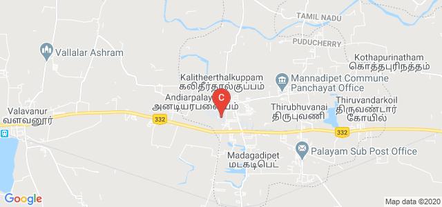 Sri Manakula Vinayagar Medical College and Hospital, Puducherry, India