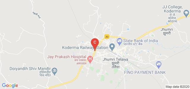Ranchi-Patna Road, DVC Colony, Jhumri Telaiya, Koderma, Jharkhand 825409, India