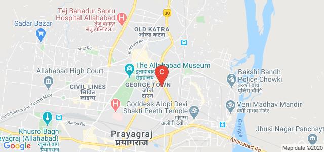 Jagat Taran Girls Degree College, Darbhanga Colony, George Town, Prayagraj, Uttar Pradesh, India