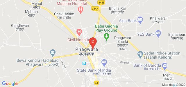Guru Nanak College, Phagwara, Punjab, India
