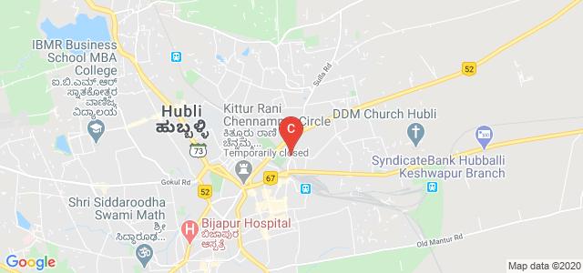 Keshwapur, Hubli, Karnataka 580023, India