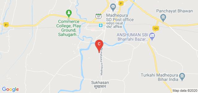 Raghunandan Prasad Mandal Degree College, Tuniahi Dakhinwari, Madhepura, Bihar, India