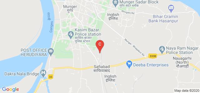 J. R. S. College, Jamalpur, Munger Rd, Gauripur, Jamalpur, Bihar, India