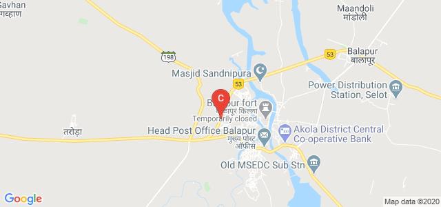 Balapur - Akola Highway, Shoebabad, Balapur, Maharashtra 444302, India