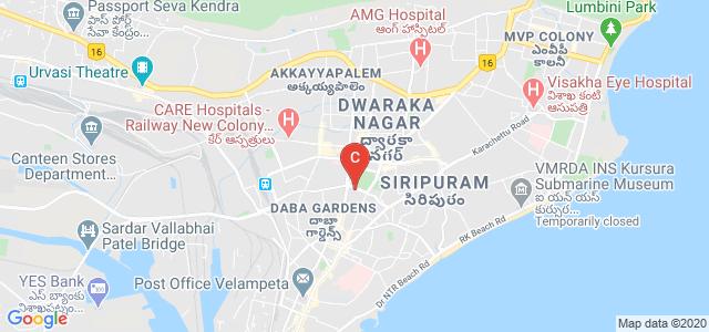 Visakha Govt. Degree College For Women, South Jail Road, Suryabagh, Nehru Nagar, Ram Nagar, Visakhapatnam, Andhra Pradesh, India