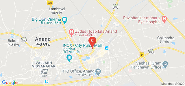 B N Patel College of Physiotherapy, Bhalej Road, Ganesh Colony, Anand, Gujarat 388001, India