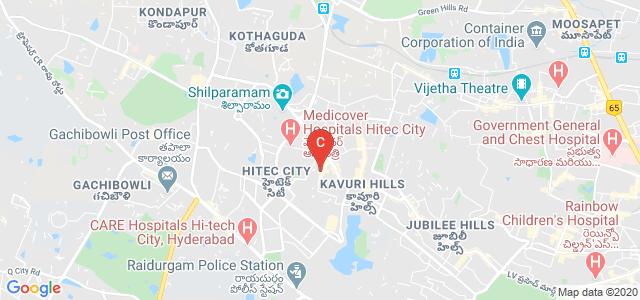 Sri Venkateshwara College Of Pharmacy, Hitech City Road, Sri Sai Nagar, Madhapur, Hyderabad, Telangana, India