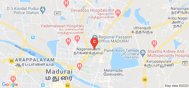 Madurai Institute Of Social Sciences, Mellur, Race Course Colony, Ramaond Reserve Line, Madurai, Tamil Nadu, India
