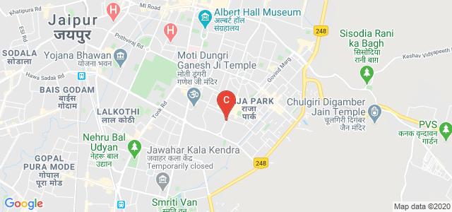LBS College Marg, Gurunanakpura, Jaipur, Rajasthan, India