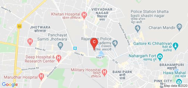 Maharishi Arvind College of Pharmacy, Ambabari, Vidhyadhar Nagar, Jaipur, Rajasthan, India