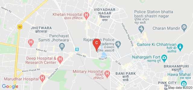 Maharishi Arvind College of Pharmacy, Ambabari, Vidyadhar Nagar, Jaipur, Rajasthan, India