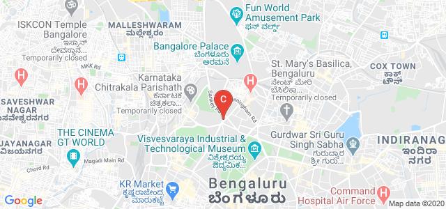 Palace Road, High Grounds, Bangalore, Karnataka 560001, India