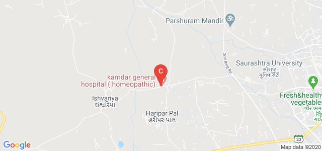Kamdar School / College Of Nursing, Rajkot, Gujarat, India