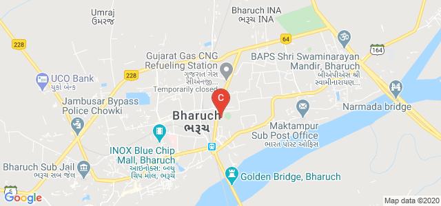 M K Commerce College, College Road, Near Bank Of Baroda, Sheetal Guest House, Bholav, Bharuch, Bharuch, Gujarat 392001, India