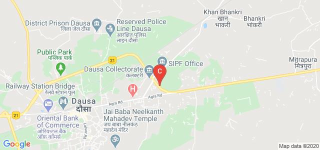 Impulse Degree College, National Highway 21, Santhali, Dausa, Rajasthan, India