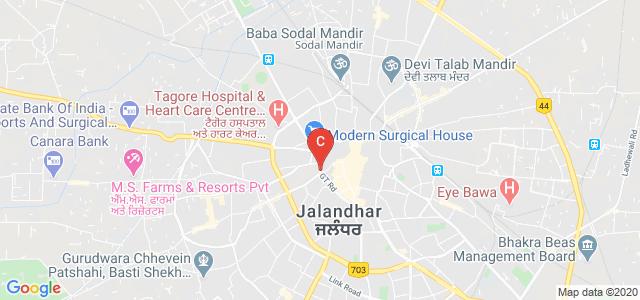 Lyallpur Khalsa College, G.T.Road, Mohyal Nagar, Jalandhar, Punjab, India