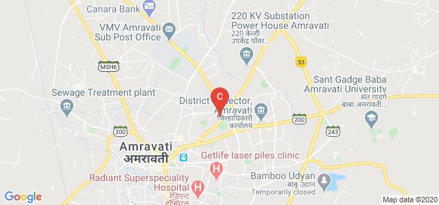 Shri Shivaji Arts and Commerce College, Amravati, Maharashtra, India
