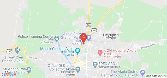 Shri Shivaji College Of Arts, Commerce & Science, Akola, Maharashtra, India