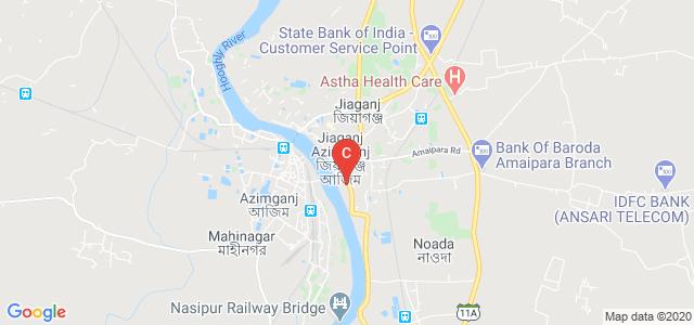 Sripat Singh College, SS JIAGANJ,MURSHIDABAD, West Bengal, India