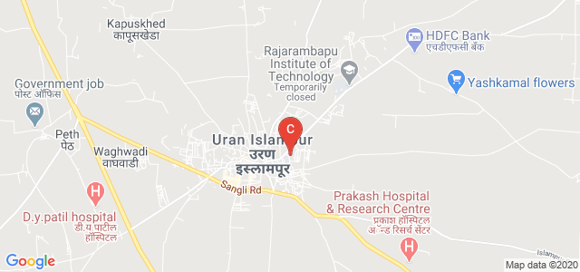 Yashwantrao Chavan Arts And Commerce College Islampur, Shahunagar, Mahadevnagar, Urun Islampur, Maharashtra, India