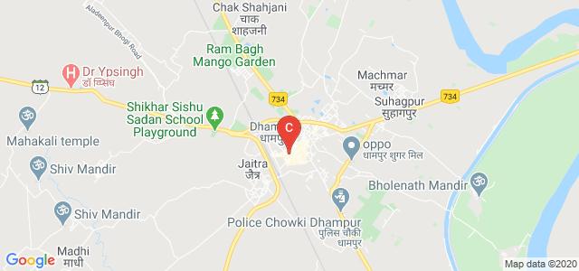 Saubhagyawati Bai Dani Mahila Mahavidyalaya-SBD, Dhampur, Uttar Pradesh, India