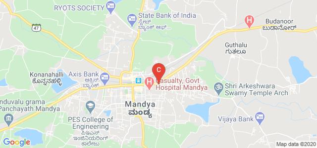 Government College For Womens, Nehru Nagar, Mandya, Karnataka