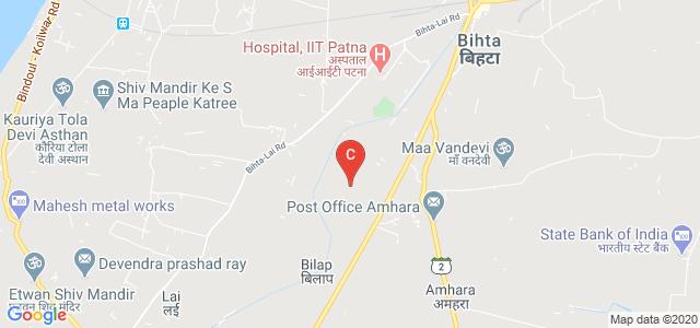 Indian Institute of Technology Patna, Bihta, Bihar, India