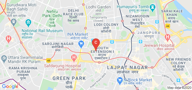 EMDI Institute of Media & Communication, Pilanji, Block E, East Kidwai Nagar, Kidwai Nagar, New Delhi, Delhi, India