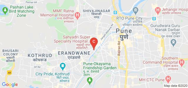 M.E.S Garware College Of Commerce, Khilarewadi, Erandwane, Pune, Maharashtra, India