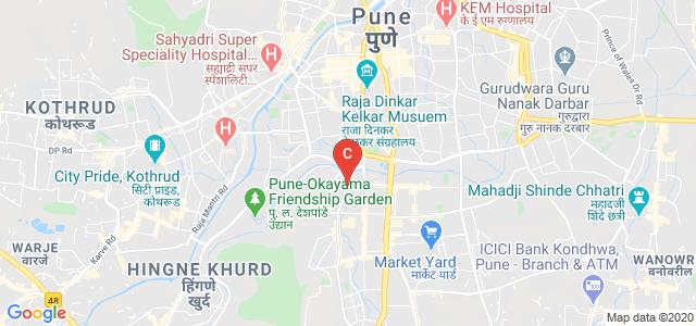 Samajbhushan Baburao Phule Madhyamik Vidyalaya, Parvati Gaon, Parvati Paytha, Pune, Maharashtra, India
