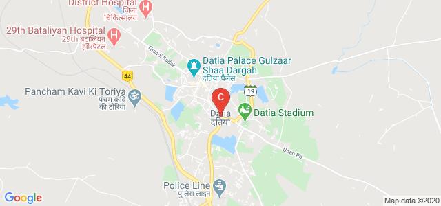 Datia, MP 475661, India
