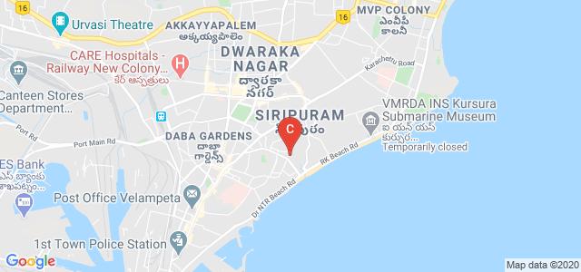 Smt Vijaya Luke College of Nursing, Daba Garden Rd, Daspalla Hills, Paanduranga Puram, Visakhapatnam, Andhra Pradesh, India