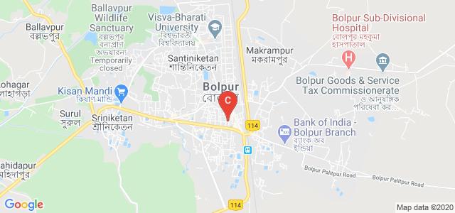 Bolpur College, College Road, School bagan, Bolpur, West Bengal 731204, India
