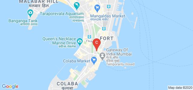 MG Road, Fort, Mumbai, Maharashtra 400032, India