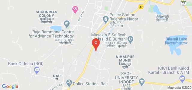Institute of Engineering & Science, IPS Academy, Agra Bombay Road, Rajendra Nagar, Indore, Madhya Pradesh, India