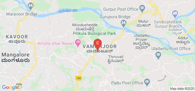 St Joseph Engineering College, St. Joseph Workers Church, Vamanjoor, Mangalore, Karnataka, India
