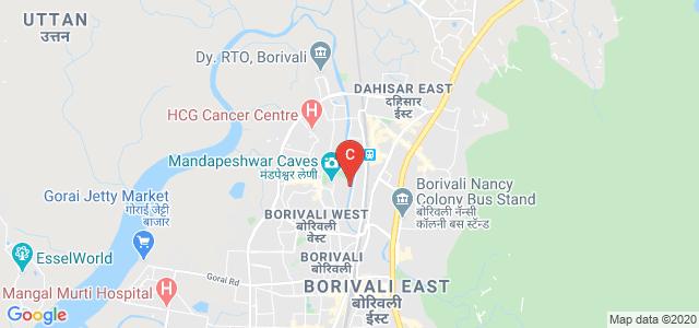 St. Francis Institute of Technology, Sardar Vallabhbhai Patel Road, Near Bhagwati Hospital, Mount Poinsur, Borivali West, Mumbai, Maharashtra, India